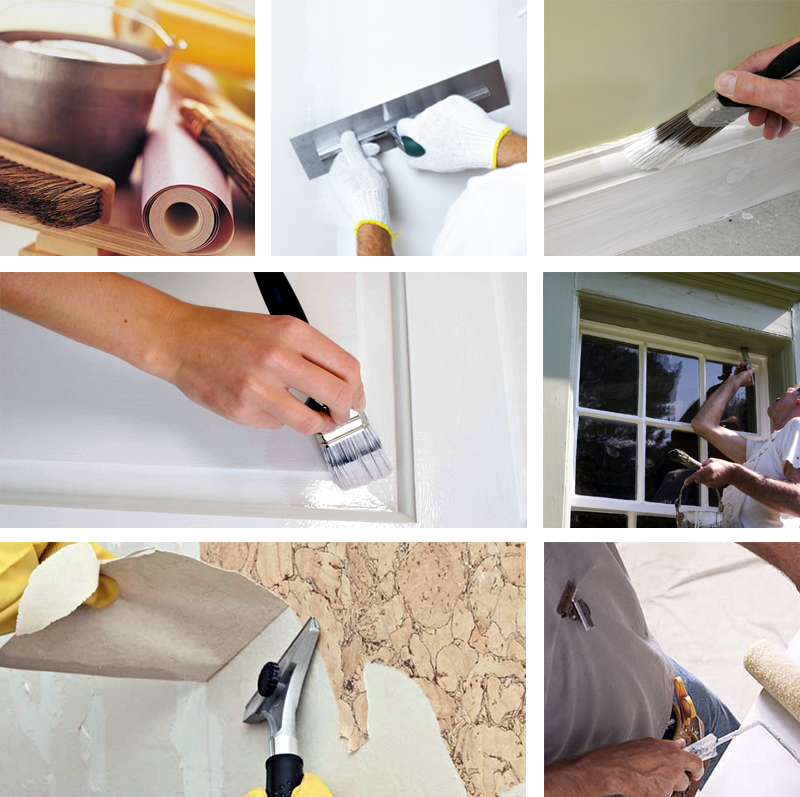 Painter and decorator Glasgow, Painters, Decorators