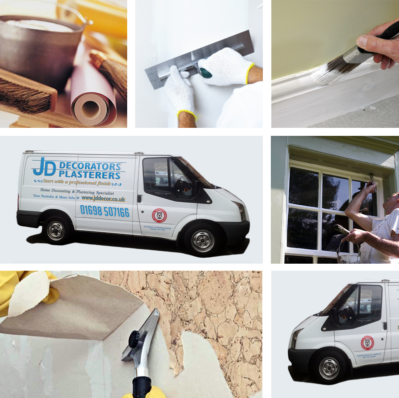 painter and decorator glasgow west end-plastering glasgow